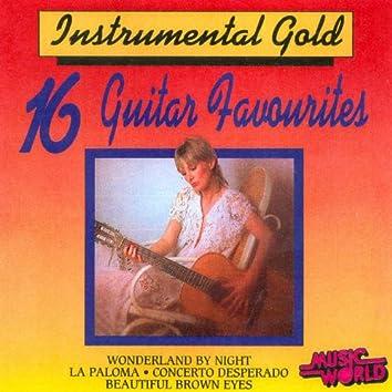Instrumental Gold - 16 Guitar Favourites