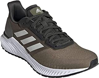 adidas Women's Solar Ride Running Shoes Raw Khaki/Raw White/Legend Earth 7