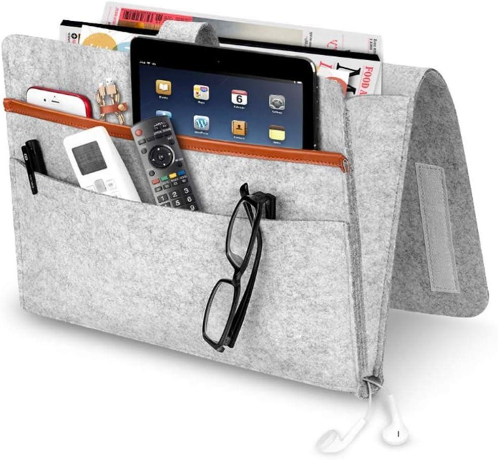 Bedside price Pocket Storage Bag Organizer Caddy Popular brand Hanging Felt