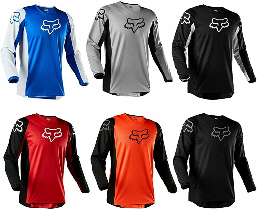 Men's Motorcycle Jersey Bicycle Breathable Discount mail order Off-Road Shirt Max 41% OFF Moun