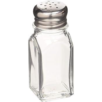 Ravenhead Salt /& Pepper Shakers Cellar Pots With White Lids Set