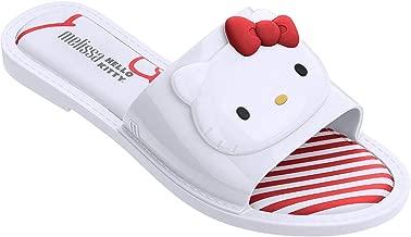 Melissa Womens Slipper + Hello Kitty