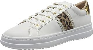 Geox D Pontoise G, Sneaker Mujer