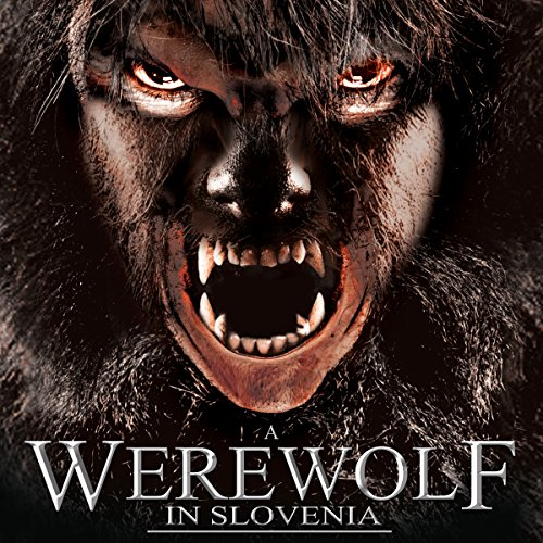 A Werewolf in Slovenia audiobook cover art