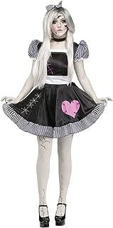 Broken Doll Adult Fancy dress costume Small/Medium