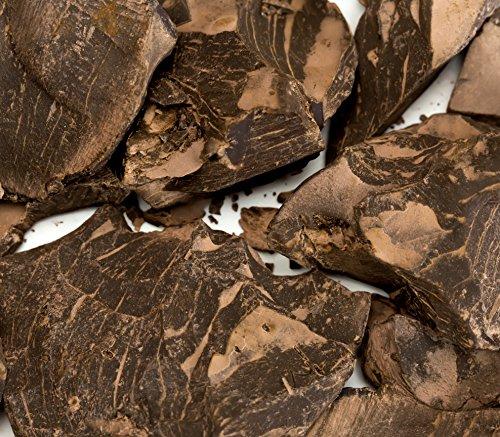Bio Kakaomasse roh Kakaobutter Rohmasse Rohkost-Qualität, ohne Zusatzstoffe Zuckerfrei 200g