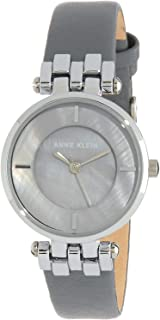 Anne Klein AK/N2685GMGY Analog Quartz Grey Watch