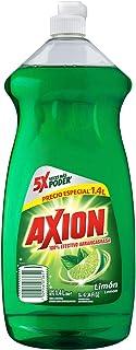 Axion Detergente Lavatrastes Liquido Limon, 1400 ml