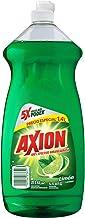 Axion, Lavatrastes Líquido Limón, 100% efectivo arrancagrasa, 1.4 L
