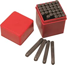 Number and Letter Punch Set