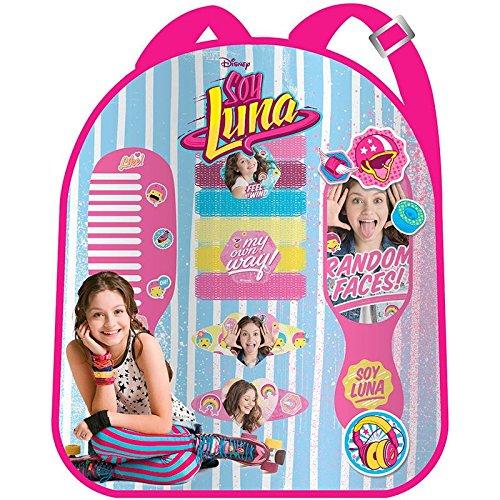 KIDS LICENSING rugzak accessoires haar Soy Luna Enjoy Love