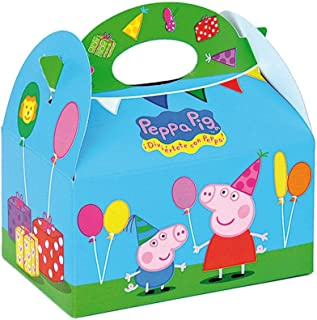 Peppa Pig Empty Party Favor Boxes (12pk)