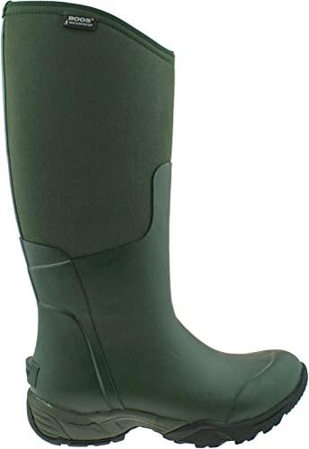 Ladies BOGS Essential Tall Solid Olive Insulated Warm Wellies botas 78583 303-UK 7 (EU 41)