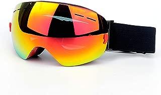 Aooaz Double Anti Fog Ski Goggles For Men And Women Cocaine Myopia Ski Goggles Hiking Goggles
