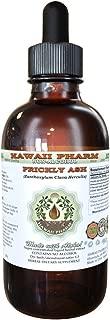 Prickly Ash Alcohol-FREE Liquid Extract, Prickly Ash (Zanthoxylum Clava-herculis) Dried Bark Glycerite 2 oz
