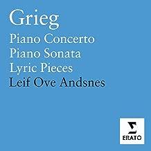 Grieg: Piano Concerto - Sonata Op. 7 - Lyric Pieces Opp. 43, 54 & 65