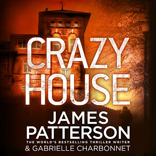 Crazy House audiobook cover art