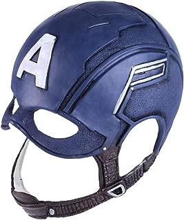 Superhero mask Comics Classic Full Head Latex Mask Halloween Cosplay Costume Accessory
