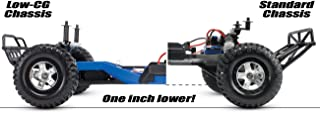 LCG Low Center of Gravity Chassis Conversion Kit, Complete: Slash 2WD & VXL, Ford F-150 SVT Raptor