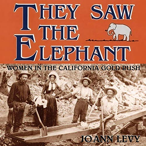 They Saw the Elephant audiobook cover art
