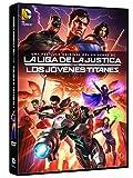 La Liga Justicia Contra Jovenes Titanes [DVD]