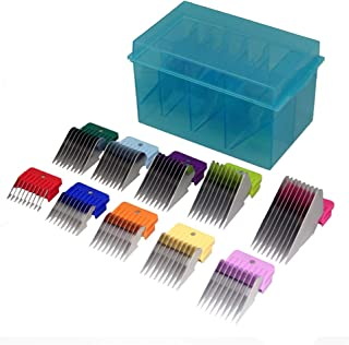 Oster 10-Piece Stainless Steel Pet Clipper Guide Comb Kit (078936-100-000)