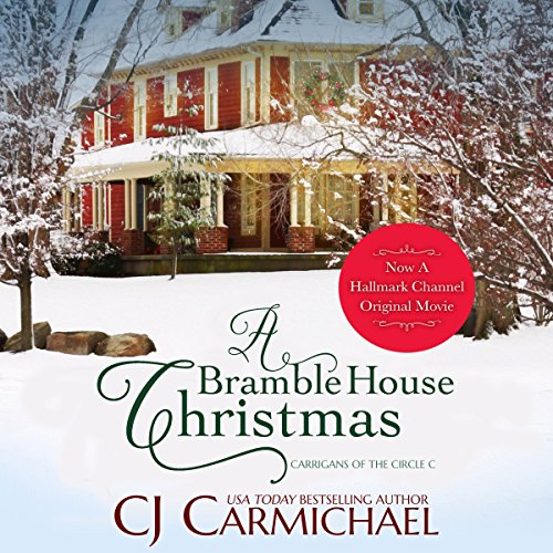 A Bramble House Christmas audiobook cover art