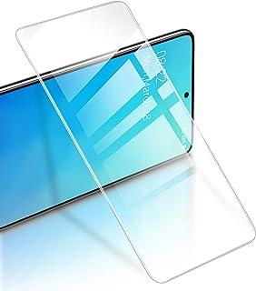 RIWNNI [3 Pezzi Vetro Temperato per Samsung Galaxy A51, 9H Durezza Anti Graffio Pellicola Protettiva Ultra Sottile Alta De...