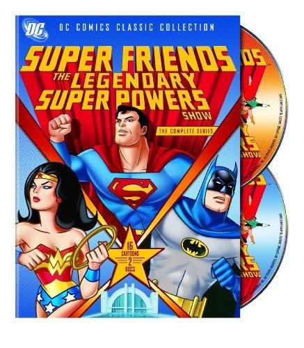 The Legendary Super Powers Show
