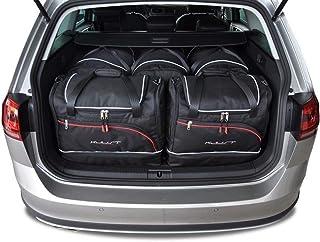 KJUST Reisetaschen 5 STK Set kompatibel mit VW Golf Variant ALLTRACK VII 2015