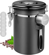 Best ground coffee storage canisters Reviews