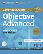 Objective Advanced. Student's Book Pack (Student's Book with answers with CD-ROM and Class Audio CDs (3)): 4rth Edition