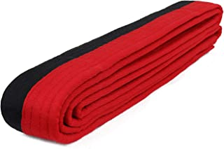 AAMA Plain Color Belt for Martial Arts - Taekwondo Karate Judo