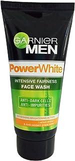 Garnier Men Power Light Intensive Fairness Face Wash(50g) - Pack of 2