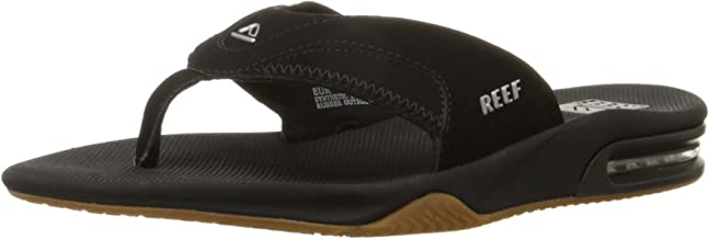 mens reef fanning sandals