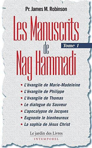 Manuscrips Nag Hammadi: Volim 1