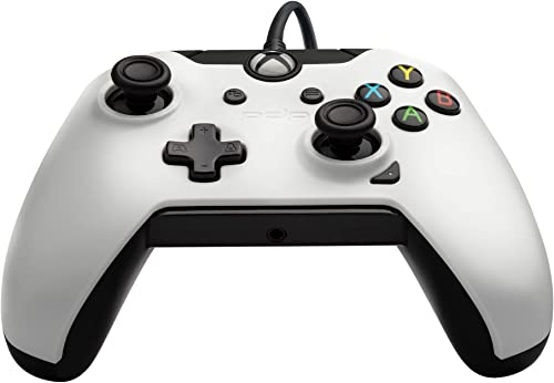 Manette Filaire Xbox One - Blanc