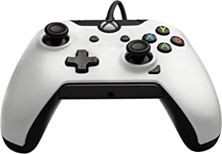 PDP Gaming Wired Controller: Arctic White - Xbox One