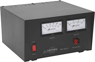 Astron RS-20M-AP Desktop 13.8VDC Linear Power Supply with Meters and Anderson Power Poles, 20A Peak, 16A Continuous