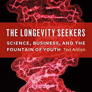 The Longevity Seekers audiobook cover art