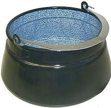 Neu 8 L Ungarischer Fischkessel Emaille Feuertopf Gulaschkessel Kessel 8 Liter