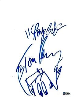 spongebob squarepants autograph