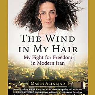 The Wind in My Hair audiobook cover art