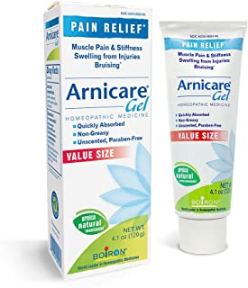 Sponsored Ad - Boiron Arnicare Gel 4.1 Ounce (Pack of 1) Topical Pain Relief Gel
