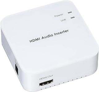 ハイパーツールズ HDMIオーディオ切替機(HDMI+AUDIO→HDMI) CLUX-11CA