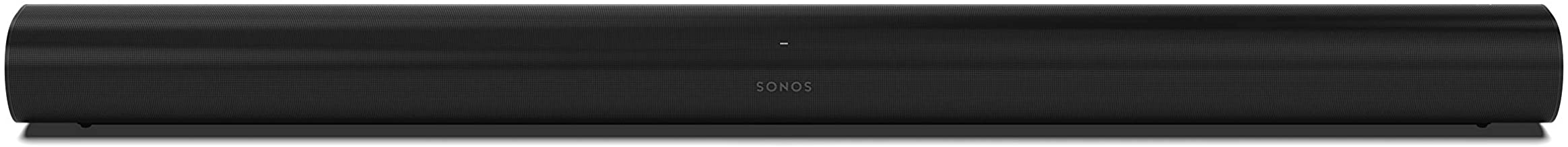 Sonos Arc - The Premium Smart Soundbar for TV, Movies, Music, Gaming, and More - Black
