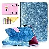 Uliking Bling Glitter Universal 9.5-10.5 Inch Tablet Case