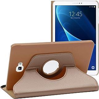 ebestStar - Funda Compatible con Samsung Galaxy Tab A6 A 10.1 (2018, 2016) T580 T585 Carcasa Cuero PU, Giratoria 360 Grado...