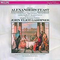 Alexander's Feast by Handel (2002-11-21)