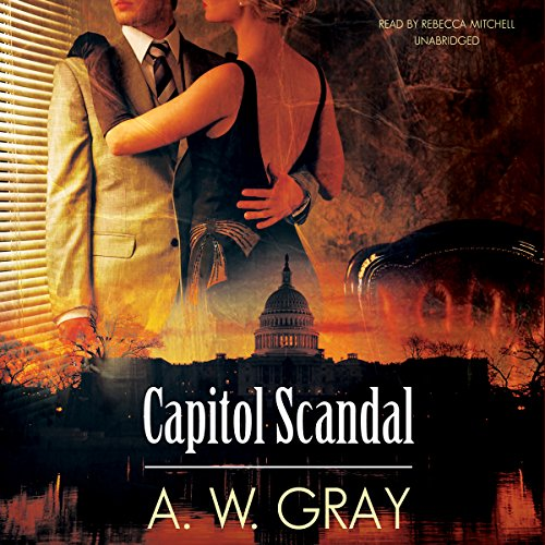 Capitol Scandal audiobook cover art